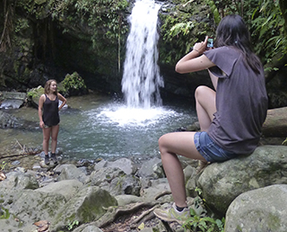 John Druitt offers private tours of El Yunque