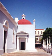 Ponce church main plaza