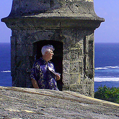 Old San Juan is a historical spanish colonial city rich in culture and useums and forts