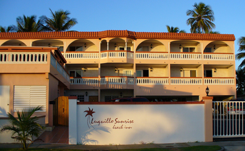 puerto rico guest house on the beach luquillo sunrise beach inn